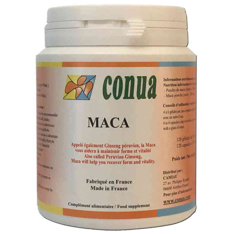 Also called Peruvian Ginseng, Maca