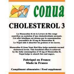 cholesterol levure de riz rouge