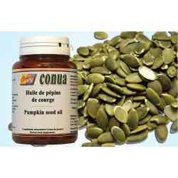 Aceite de semilla de calabaza beneficioso