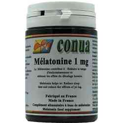 natural organic vegetable melatonin