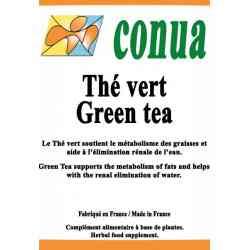 gélule the vert bienfait