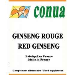 afrodisíaco de ginseng rojo
