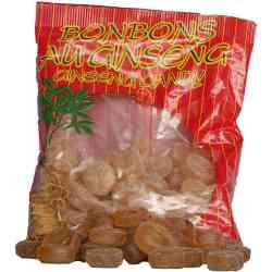 Caramelos de Ginseng rojo con todos los beneficios