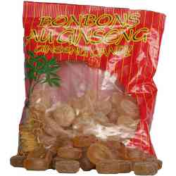 Red Ginseng candies with all the benefits