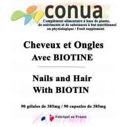 acné biotina