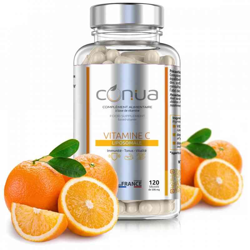 Vitamine C liposomale 400 mg