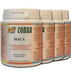 SPECIAL LOT of 3 BOTTLES Maca 500mg + 1 FREE