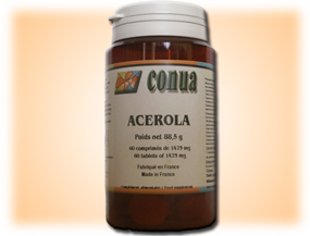 Acerola Vitamin C tablet