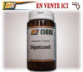 Complexe Digestransit, Artichaut, Fenouil, Romarin et Radis noir.