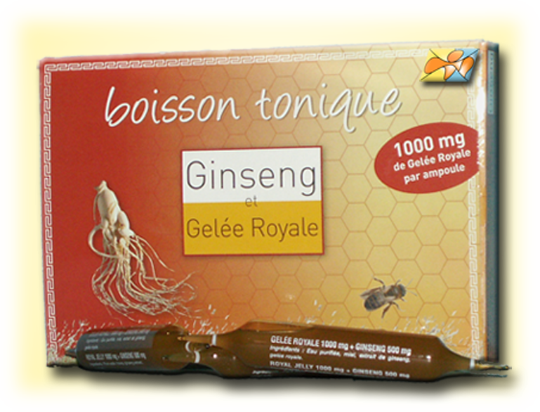 Buy bulb of ginseng and royal jelly