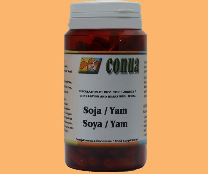 Acheter soja-yam 120 gélules