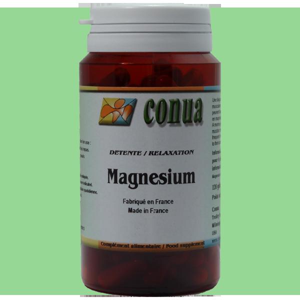 Acheter magnésium 120 gélules